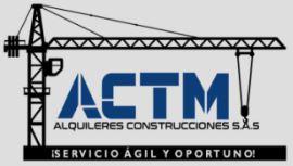 Logo ACTM Alquileres Construcciones